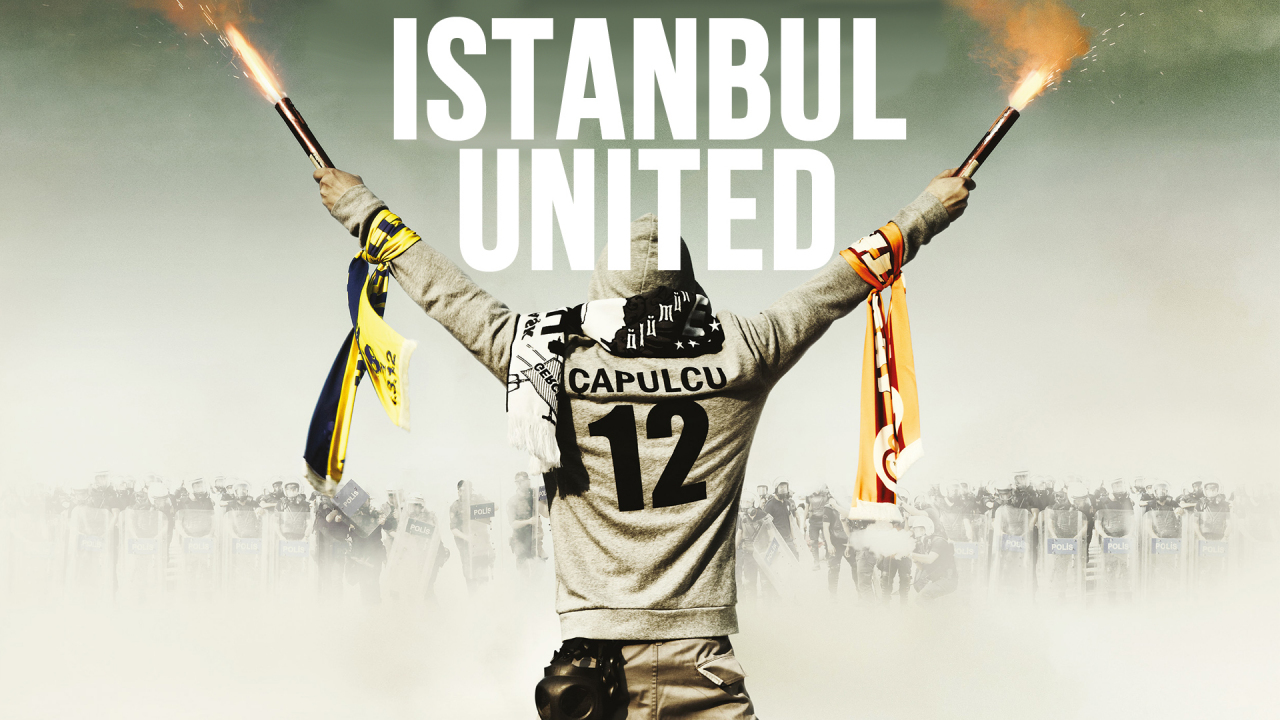 Istanbul United (2014) on DVD