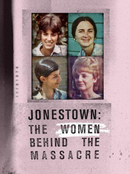 Jonestown: The Women Behind the Massacre DVD