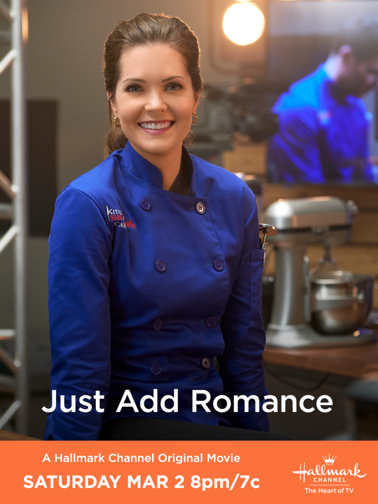 Just Add Romance 2019 (Hallmark) starring Meghann Fahy, Luke Macfarlane