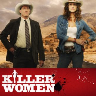 Killer Women DVD
