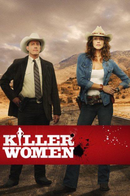 Killer Women DVD