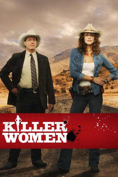 Killer Women 2014 Complete Series on DVD