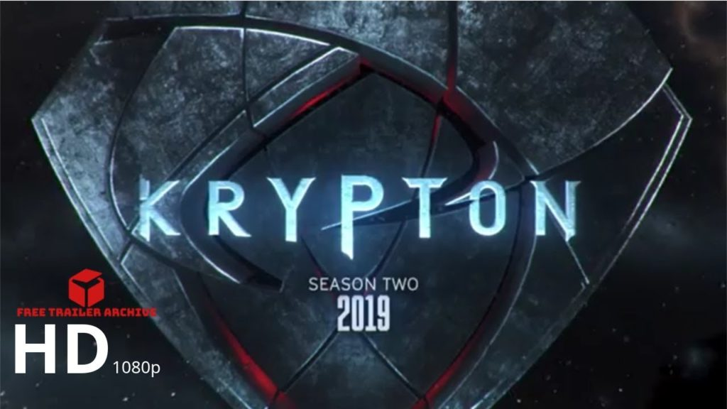 Krypton Season 2 (2019) Starring Cameron Cuffe, Georgina Campbell