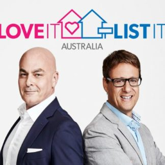 Love It or List It Australia on DVD