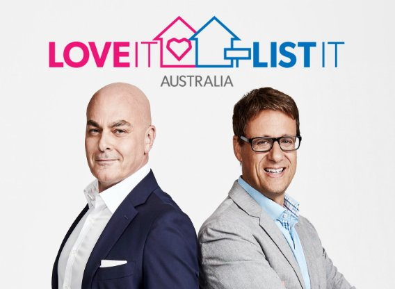 Love It or List It Australia Complete Seasons 1 and 2