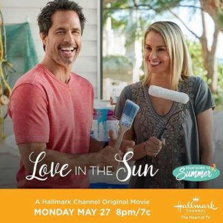 Love in the Sun 2019 DVD