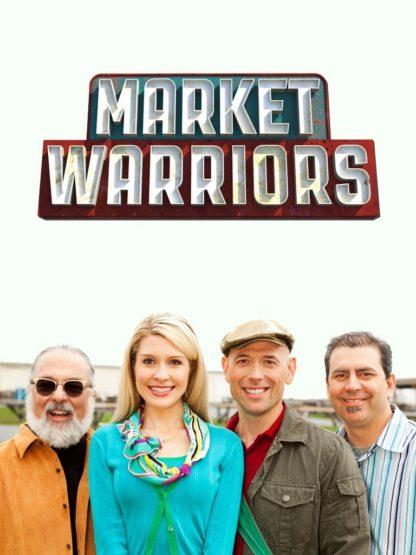 Market Warriors 2012 DVD