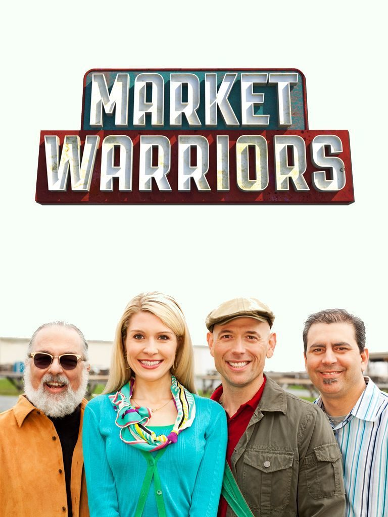 Market Warriors Season 1 starring Kevin Bruneau All 20 Episodes