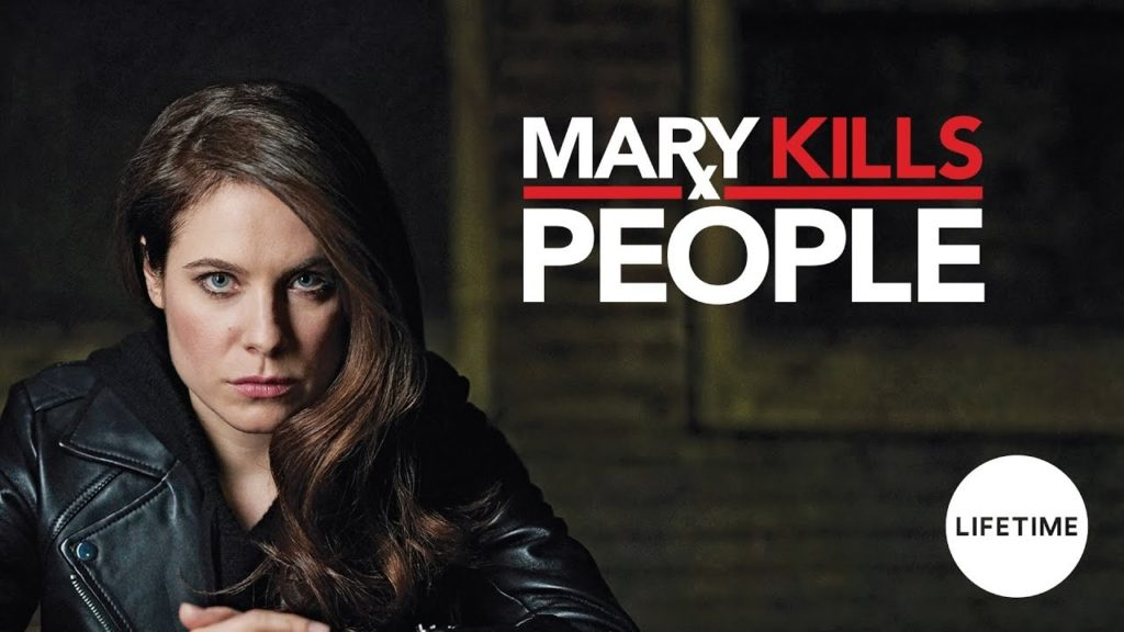 Mary Kills People Complete Season 3 (2019) on DVD