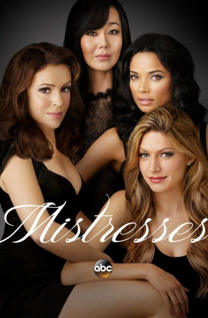 Mistresses Seasons 1-4 on DVD