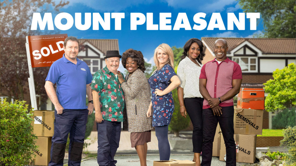 Mount Pleasant Seasons 1, 2, 3, 4, 5, 6 and 7 on DVD