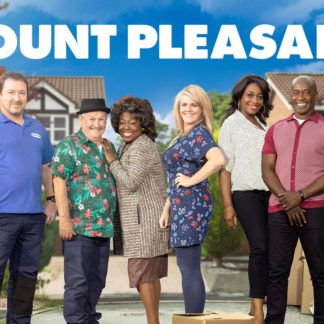 Mount Pleasant Complete on DVD