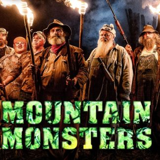 Mountain Monsters Season 5 DVD
