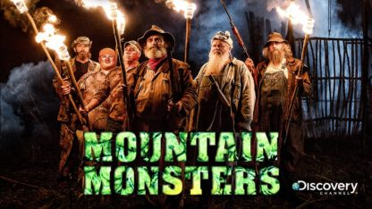 Mountain Monsters Season 5 DVD