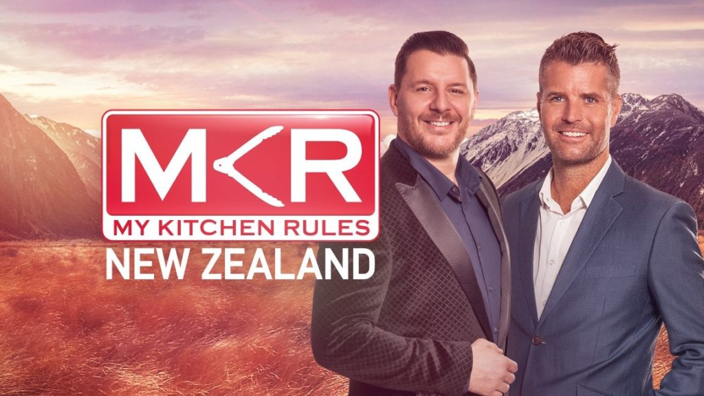 My Kitchen Rules New Zealand Season 3 (2017)