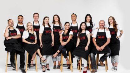 My Kitchen Rules New Zealand 2018 DVD