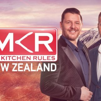 My Kitchen Rules New Zealand Season 3 DVD