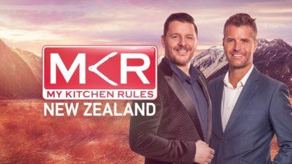 My Kitchen Rules New Zealand Season 3 DVD