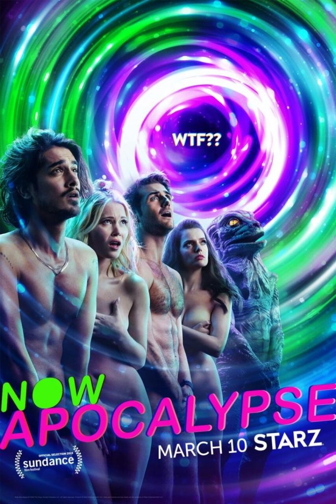 Now Apocalypse Complete Season 1 (2019) on DVD