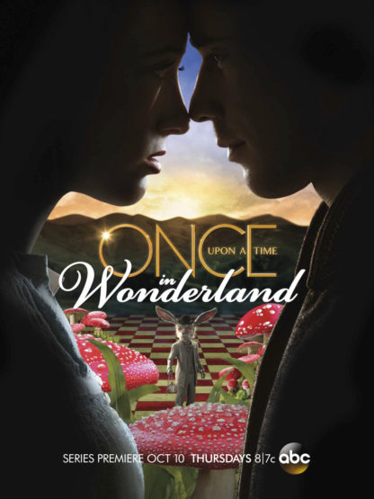 Once Upon a Time in Wonderland Season 1 DVD