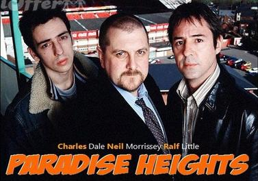 Paradise Heights 2002 starring Charles Dale on DVD
