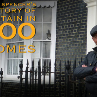 Phil Spencer: History of Britain in 100 Homes DVD