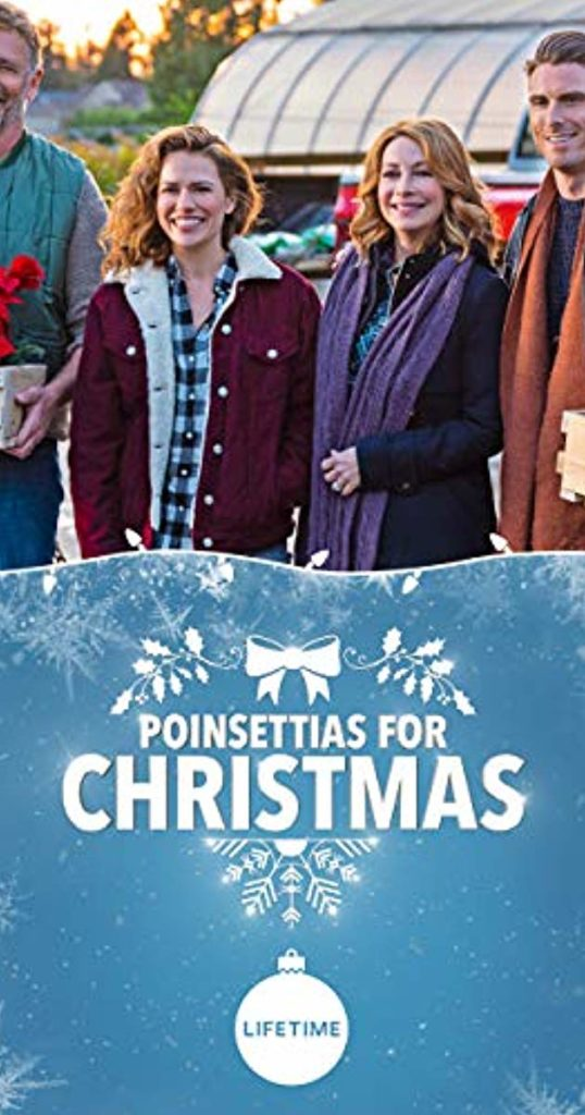 Poinsettias for Christmas (2018) Starring River Angeli, Rhonda Dent