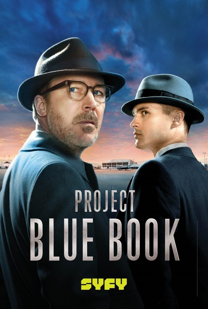 Project Blue Book Complete Season 1 on DVD
