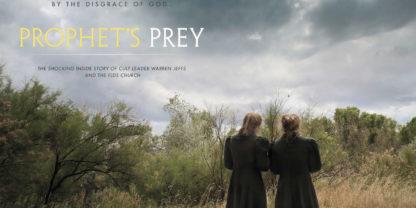 Prophet's Prey 2015 DVD