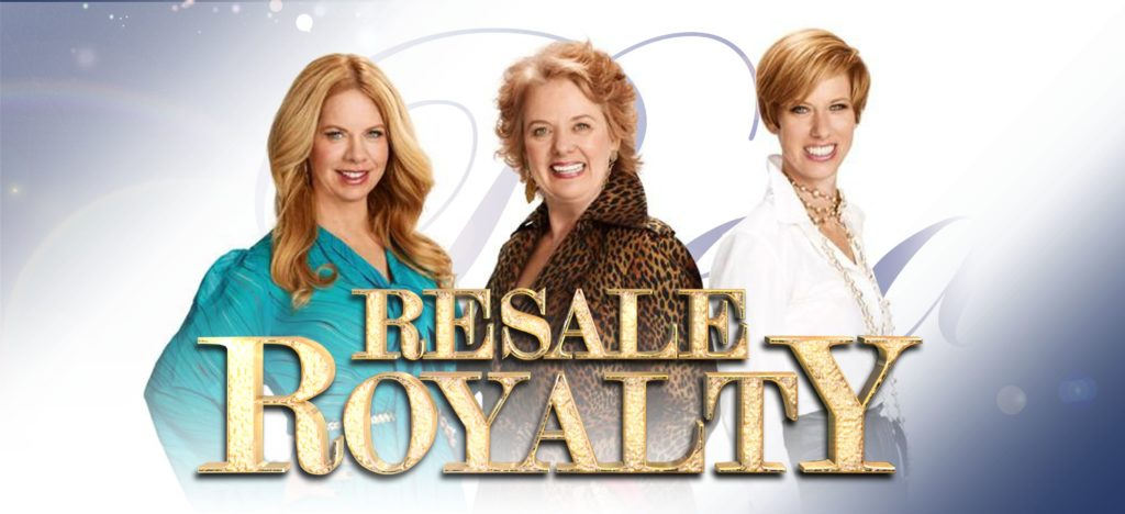 Resale Royalty Series starring Diana Ford on DVD