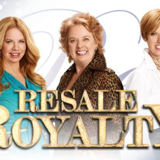 Resale Royalty DVD