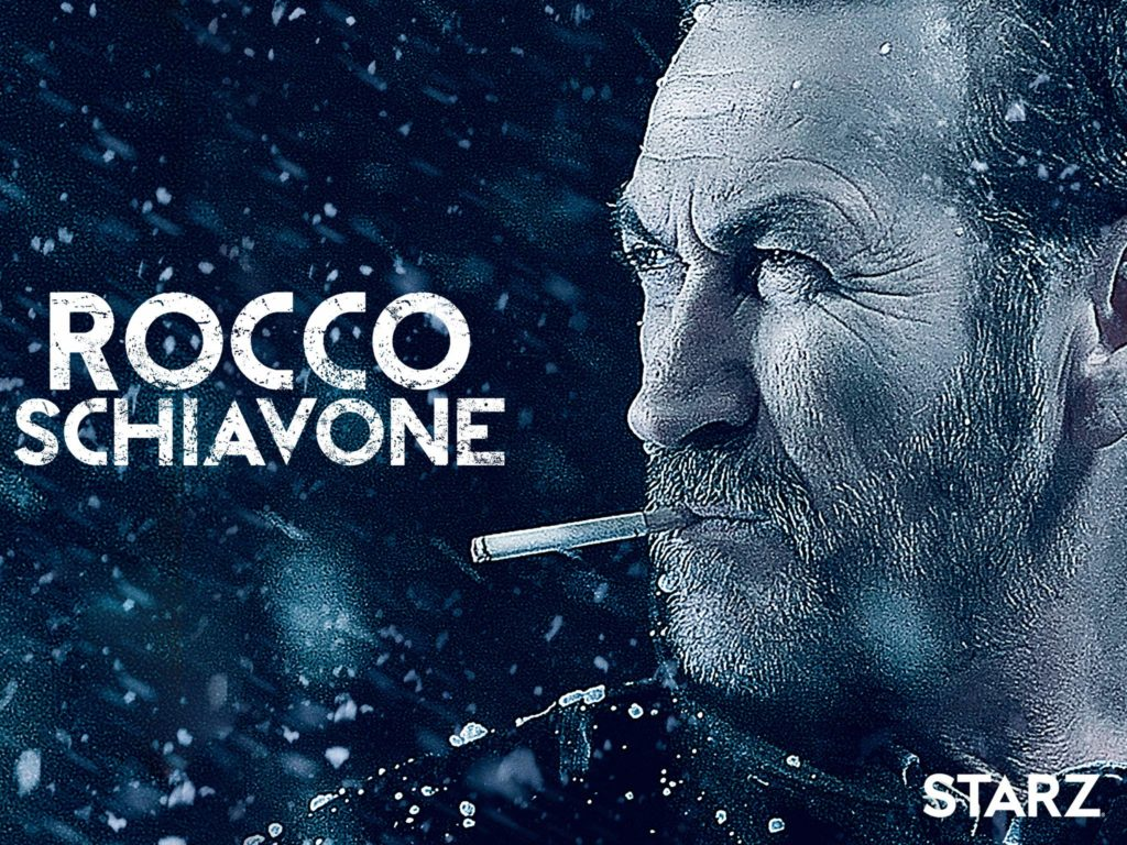 Rocco Schiavone Season 1 Complete with English Subtitles