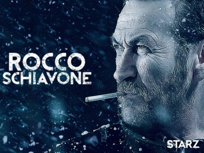 Rocco Schiavone with Subtitles DVD