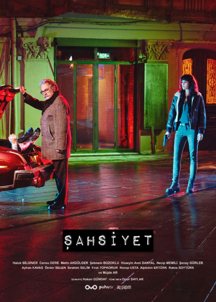 Sahsiyet Season 1 (2019) with English Subtitles