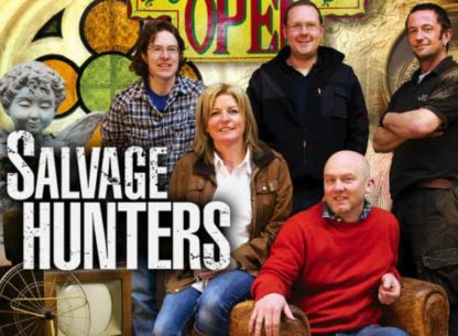 Salvage Hunters Season 13 DVD