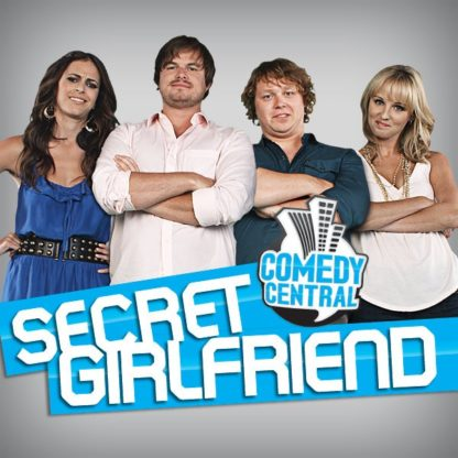 Secret Girlfriend 2009 DVD