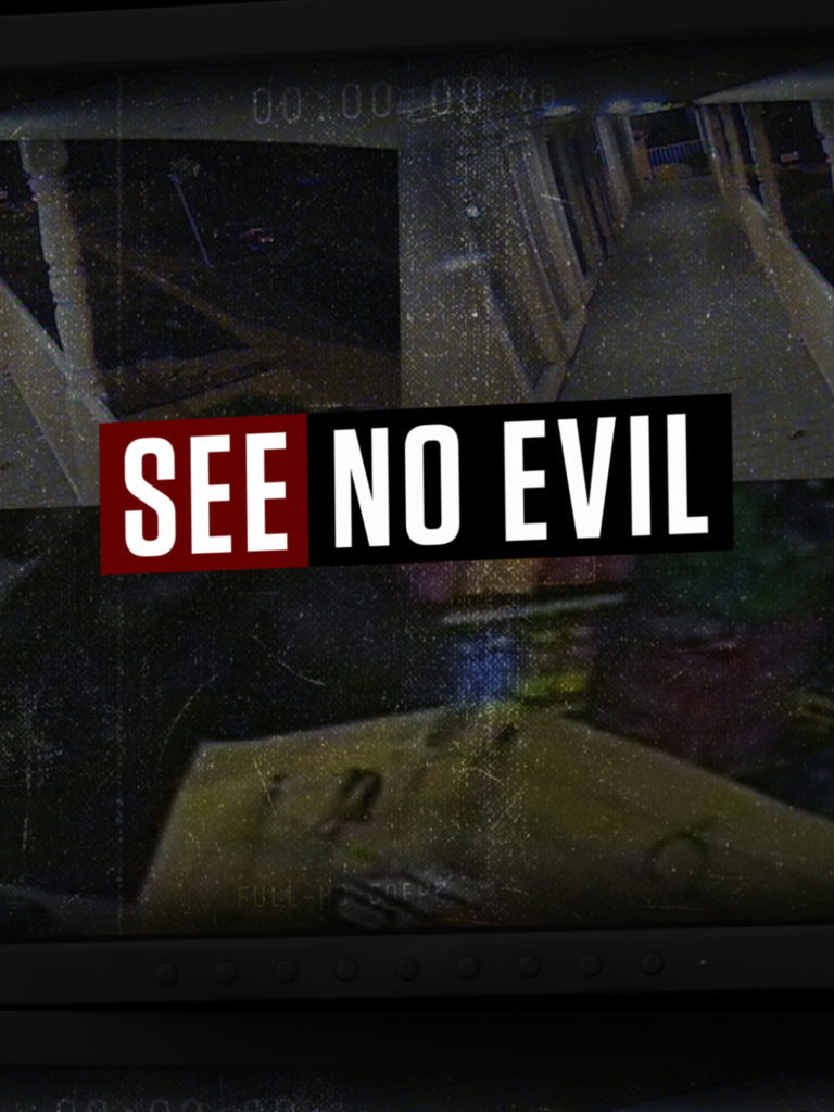 See No Evil Seasons Complete 1, 2, 3, 4 and 5 on DVD