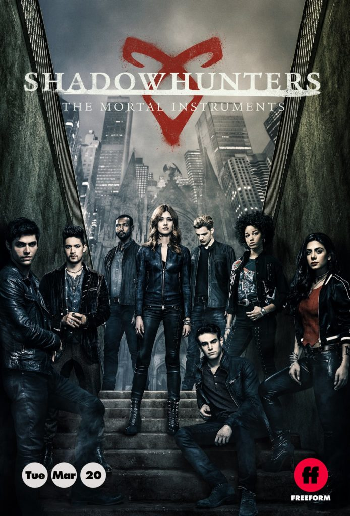 Shadowhunters Season 3 Parts 1 and 2 with Finale