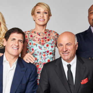 Shark Tank Seasons 1-5 DVD
