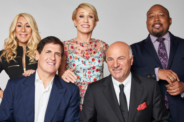 Shark Tank USA Seasons 1, 2, 3, 4 and 5 on DVD