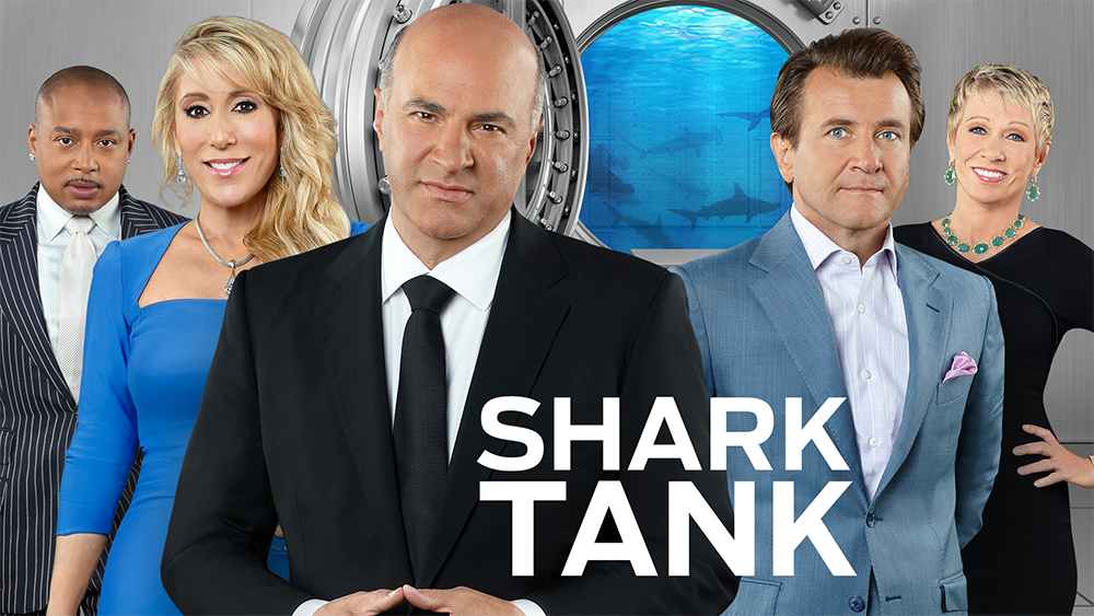 Shark Tank America Seasons 6, 7, 8 and 9 (4 Complete Seasons)
