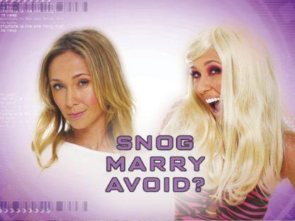 Snog Marry Avoid S1-S4 DVD