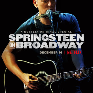 Springsteen on Broadway DVD