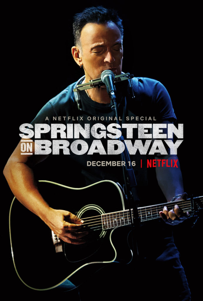 Springsteen on Broadway (2018) Full Show on DVD