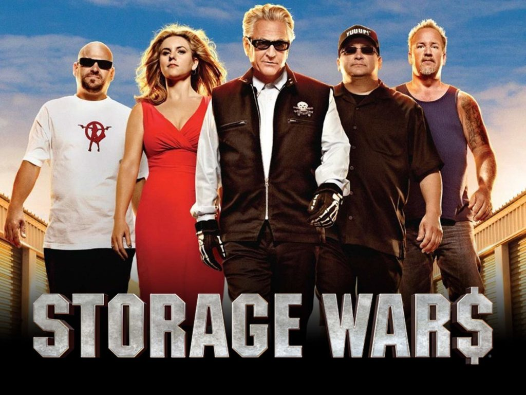 Storage Wars Seasons 4 and 5 with All Episodes