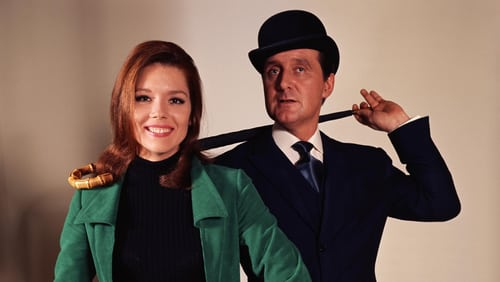 The Avengers (1961) with Patrick Macnee Seasons 1, 2 and 3