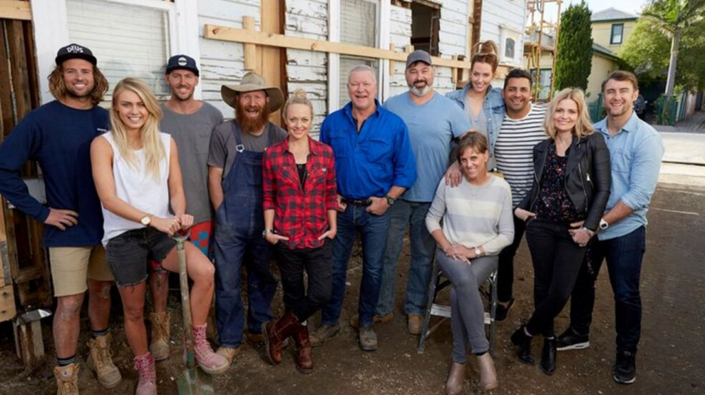 The Block Australia Season 13 (2017) with Finale on DVD