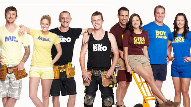 The Block Australia Season 5 (2012) with Scott Camm, Shelley Craft