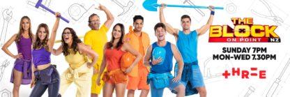 The Block New Zealand Season 7 DVD