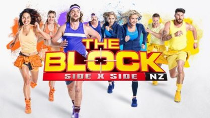 The Block NZ DVD